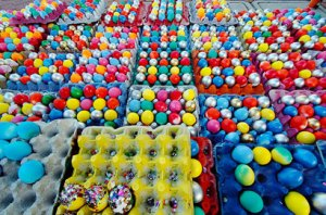 Fiesta Eggs