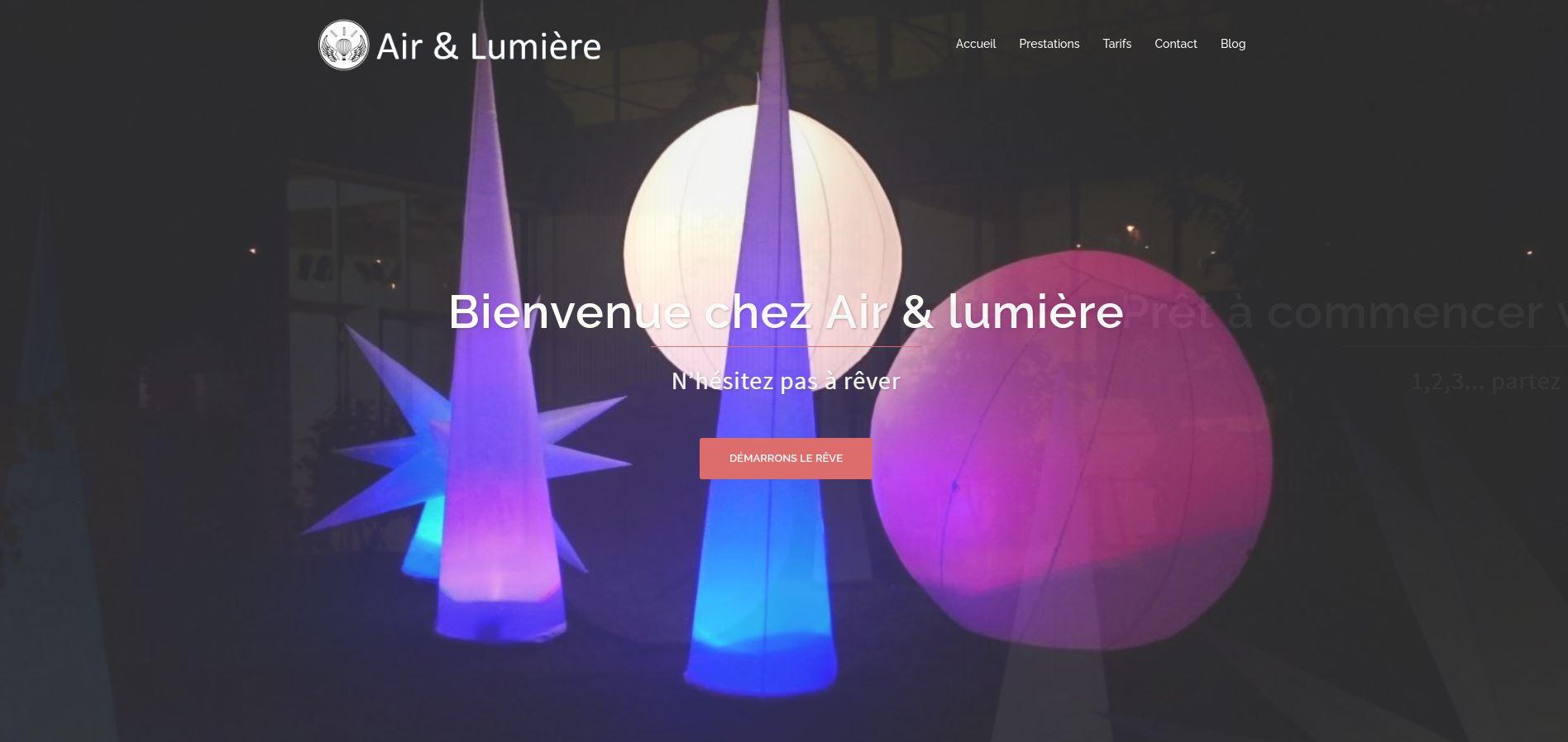 Air et Lumière, location et vente de lanternes volantes