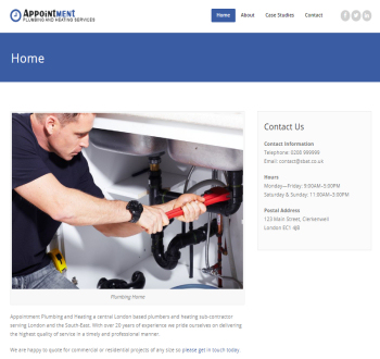 Appointment Plumbing & Heating