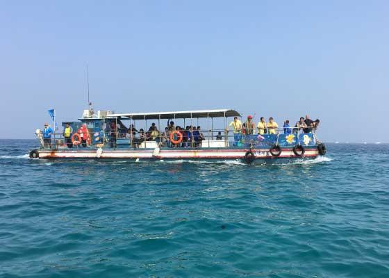 小琉球浮潛深潛