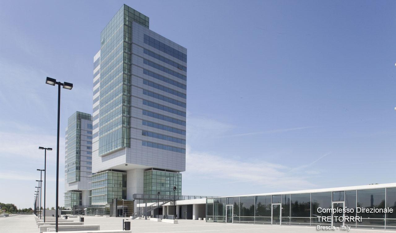 SBBS building solution Complesso direzionale Tre Torri
