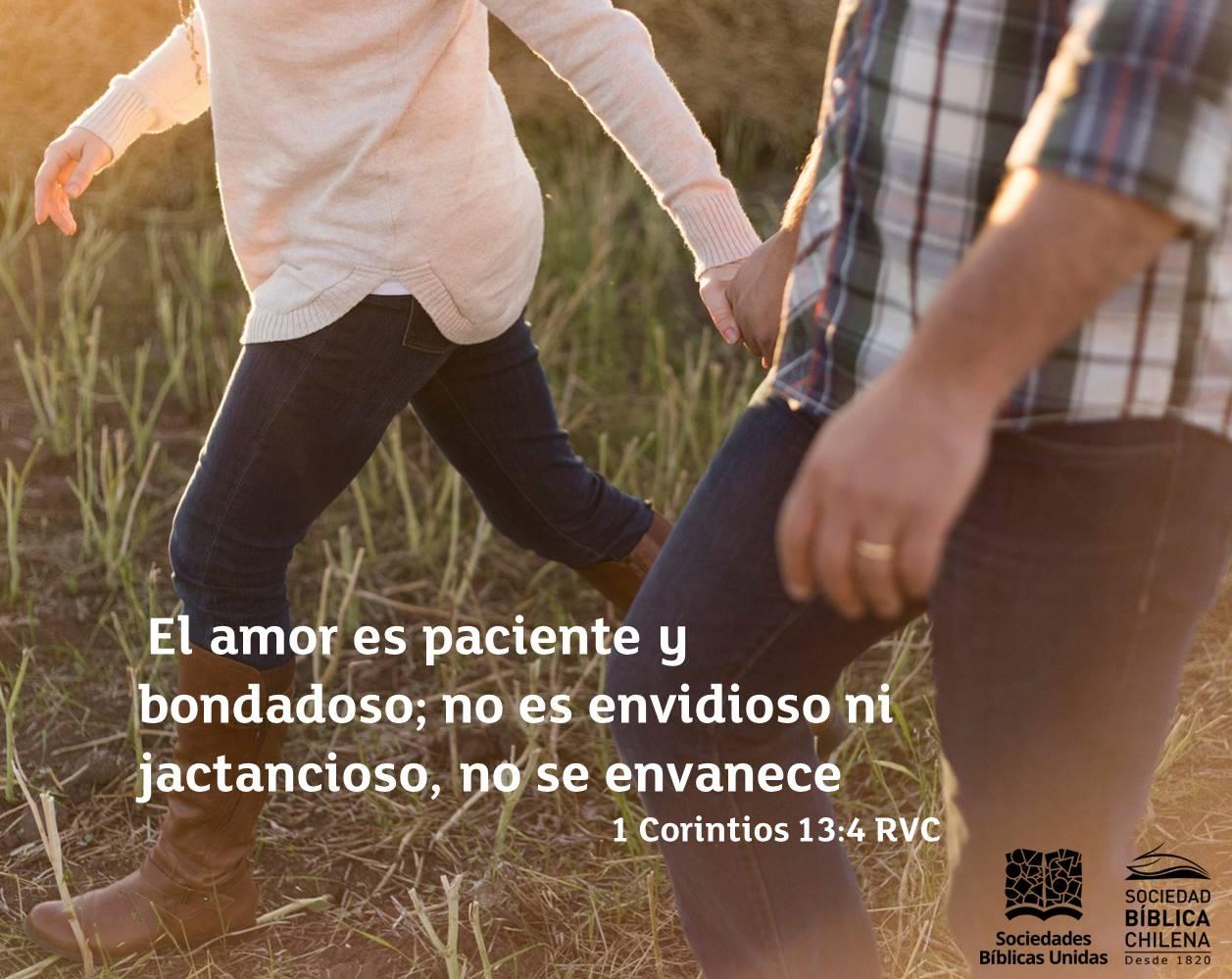 Por la mañana hazme saber de tu gran amor, porque en ti he puesto mi confianza. Versiculos Biblicos Para Tener Matrimonios Fuertes Y Saludables Sociedad Biblica Chilena