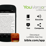 Innovación, La Biblia y Hack My Bible Chile