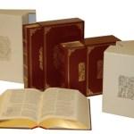 Biblia del Cantaro y Biblia del Oso edición facsímil de colección
