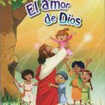 Libro el amor de Dios. para niños