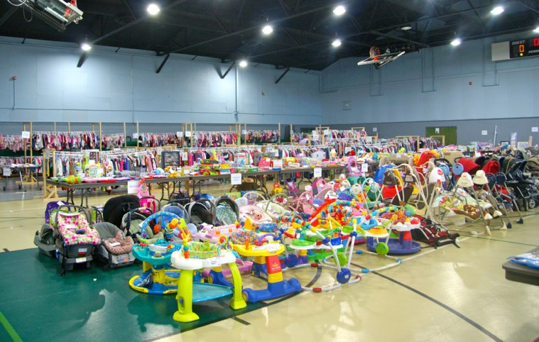 Second Blessings Children's Consignment Sale-1