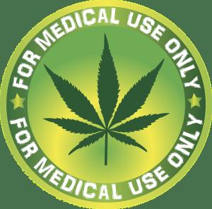 slogan for Marijuana medication