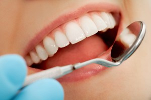 getting a dental care