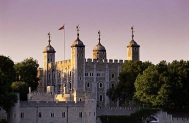 La Torre de Londres, sustento del imperio