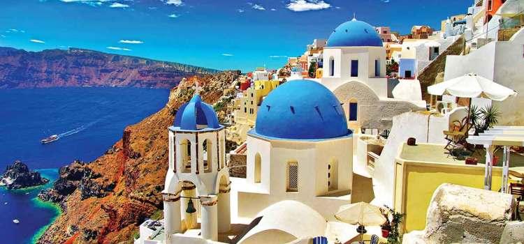 Las 8 Mejores Playas de Santorini Grecia