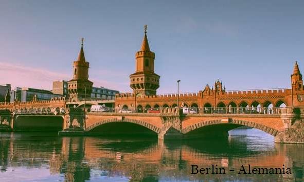 puente en Berlín