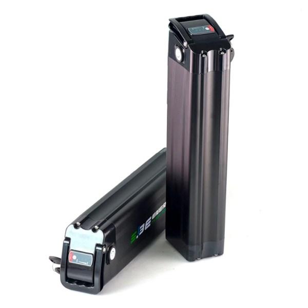 סוללה לאופניים חשמליים - סוללות ליתיום יון