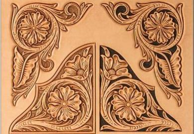 Free Leathercraft Tooling Patterns And Leathercraft How To S