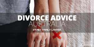 Divorce Advice Australia Lawyers Sydney