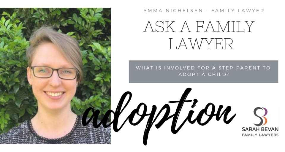 Step parent Adoption Family Lawyer Sydney