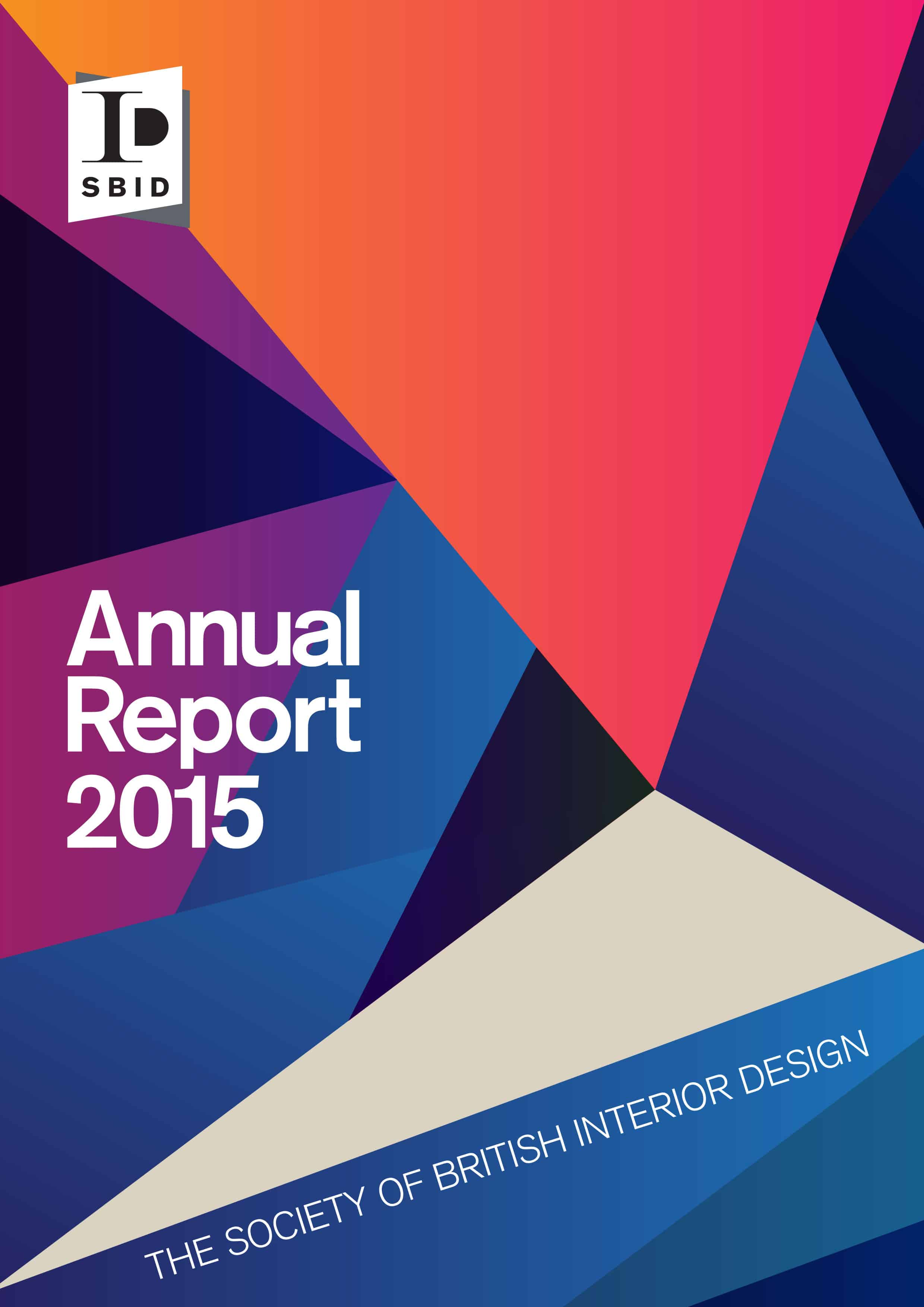 Annual Reports Society Of British And International
