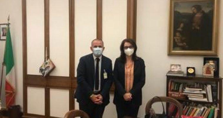 Salutequità incontra la Presidente della Commissione Igiene e Sanità del Senato
