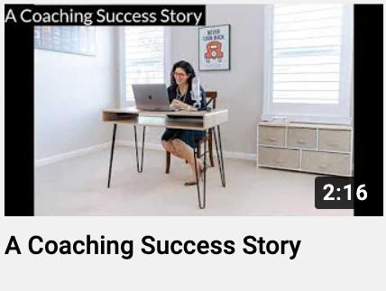 A Coaching Success Story