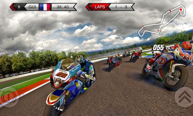 Aprilia Racing, BMW Motorrad Italia, Kawasaki Racing, PATA Honda and Ducati Superbike