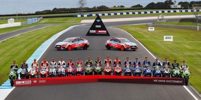 2020 World Superbike Roster