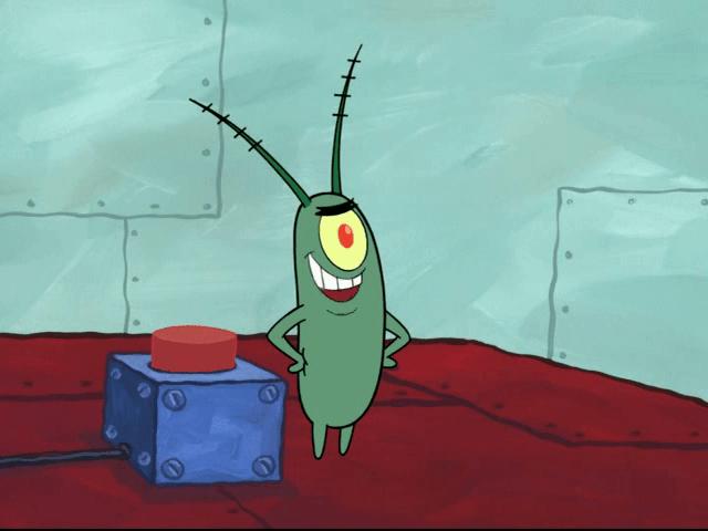 Spongebob Squarepants Komputer Overload