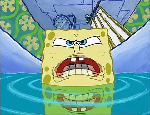 Got Quotes Wallpapers Spongebuddy Mania Spongebob Episode Gary Takes A Bath