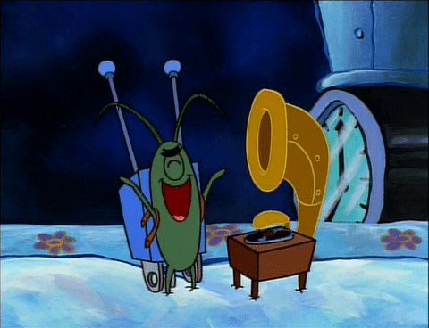 SpongeBuddy Mania SpongeBob Episode Plankton