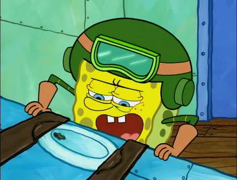 SpongeBuddy Mania SpongeBob Episode The Krusty Plate