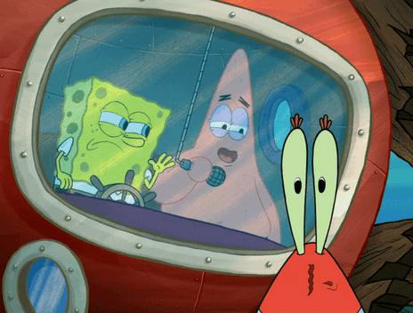Discover Quotes Wallpapers Spongebuddy Mania Spongebob Episode 20 000 Patties
