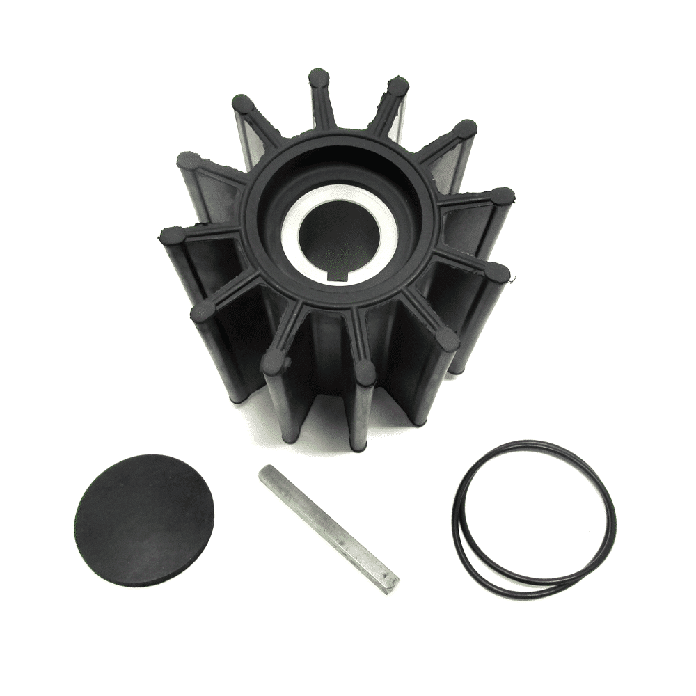medium resolution of super 17 impeller cat 3208 cat 3116 cat 3126