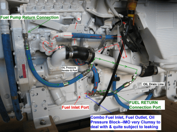 Ford F650 Starter Wiring Diagram Fuel Systems Amp Filtration How To S Amp Photos Page 2 Of 2