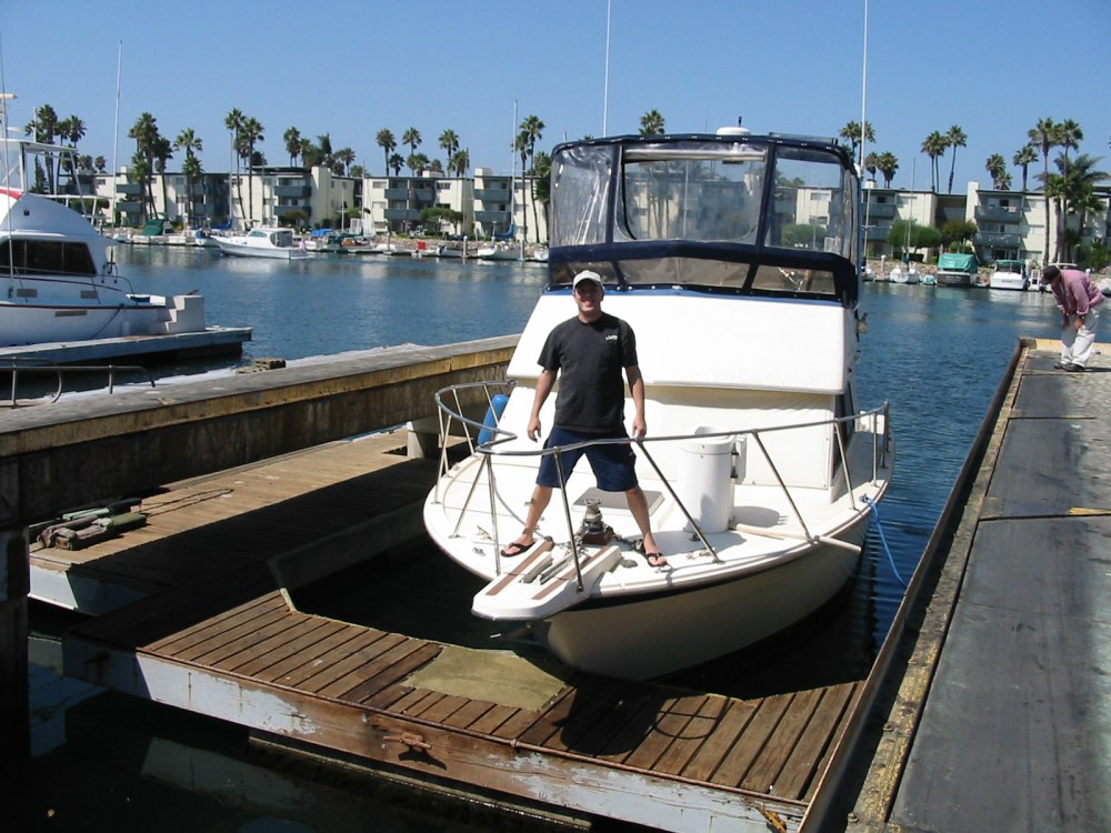 medium resolution of this sportfishing vessel is owned by pat maloney pmaloney bautelaw com in marina del ray ca but is berthed and fished out of san diego close to where