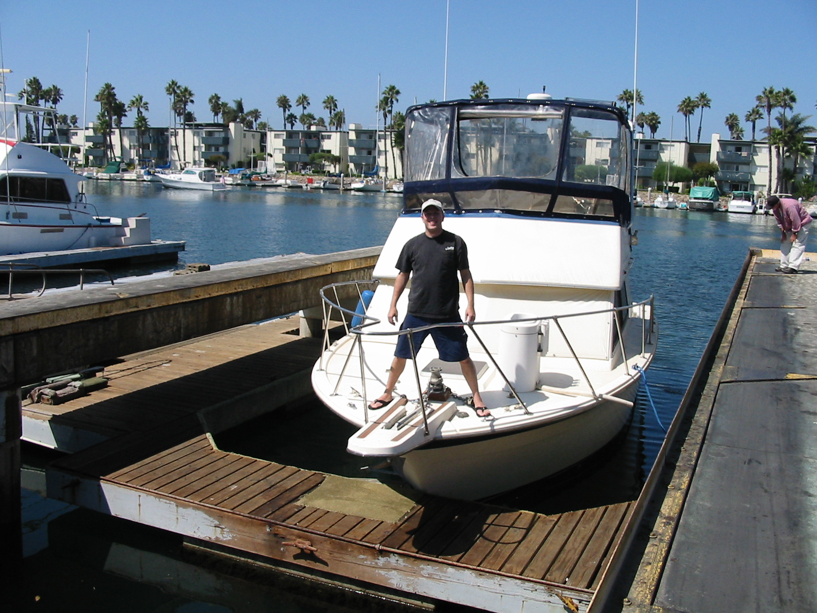 hight resolution of this sportfishing vessel is owned by pat maloney pmaloney bautelaw com in marina del ray ca but is berthed and fished out of san diego close to where