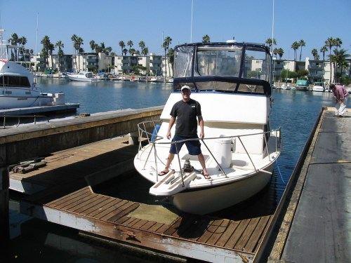 small resolution of this sportfishing vessel is owned by pat maloney pmaloney bautelaw com in marina del ray ca but is berthed and fished out of san diego close to where