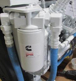 remote oil filter kit for cummins marine 6bta seaboard marineremote oil filter kit [ 1280 x 960 Pixel ]