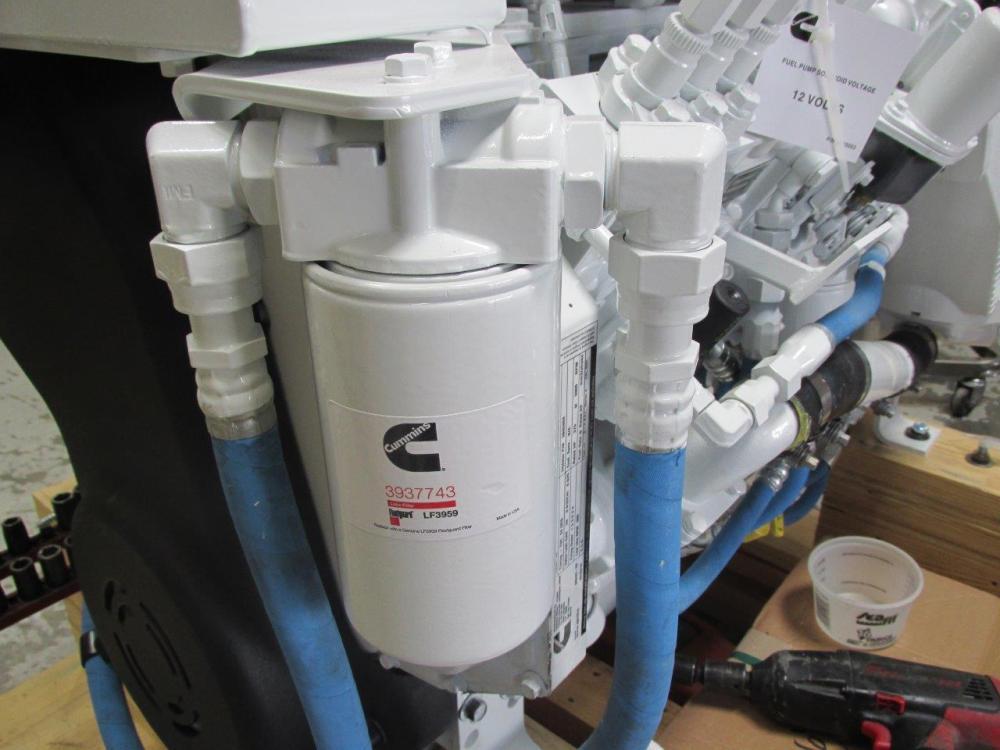 medium resolution of remote oil filter kit for cummins marine 6bta seaboard marineremote oil filter kit