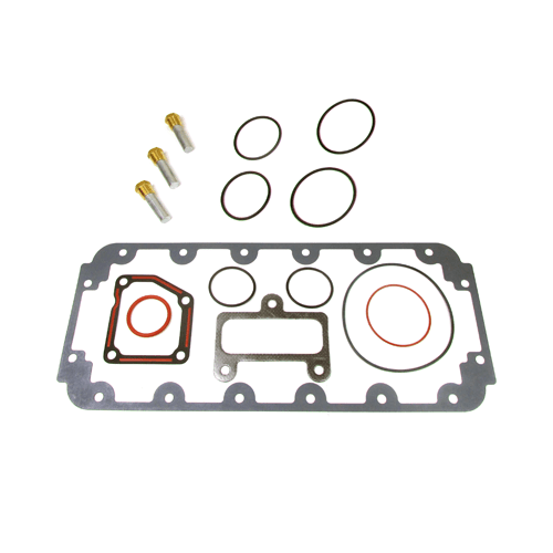 #8: Cummins QSM 11 Aftercooler O-Ring & Gasket Kit