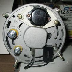 Bosch K1 Alternator Wiring Diagram 2001 Chevy Malibu Radio How To Identify A Seaboard Marine