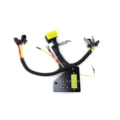 Wiring Diagram Qsm11 Leviton Rotary Dimmer Cummins 40 Pin Vessel Interface Harness Seaboard