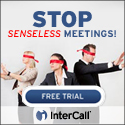 Intercall web conferencing