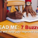 Read Me: 7 Buzzwords That Will Help You Improve Conversion