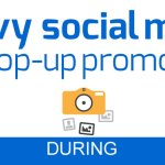 How to Use Pop-up Promotions in Your Social Media Activity [INFOGRAPHIC]
