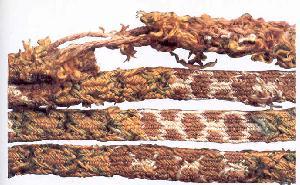 double-sided kikko from Heian period
