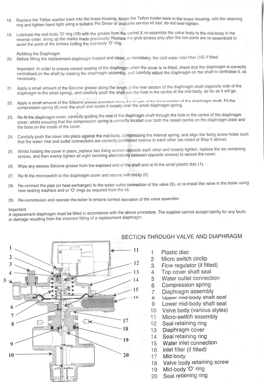 medium resolution of diverter schematic