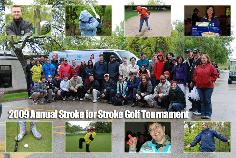 Stroke for Stroke Tournament collage