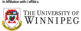 In Affiliation with The University of Winnipeg