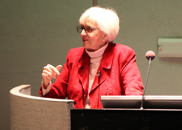 ICS hosts Dr. Elizabeth Barrett-Connor: Public Forum