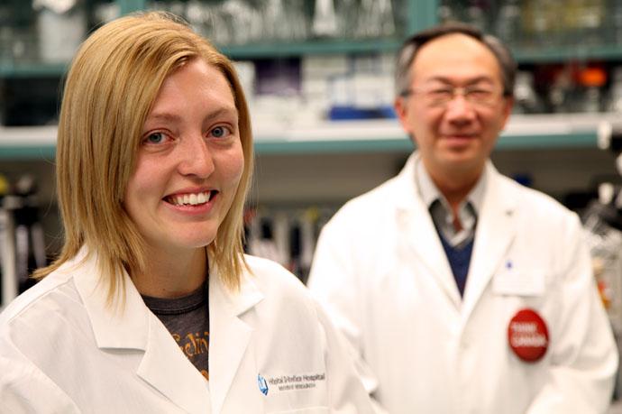 Cara Isaac awarded Medicine Fellowship
