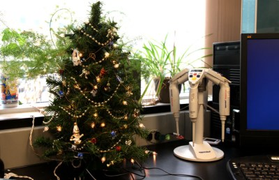 Christmas in the Siow lab