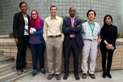 Moghadasian Lab Group